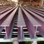 رشد نرخ فروش تیرآهن در رینگ فلزات