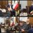 دیدار مدیر عامل شرکت ملی صنایع مس ایران با استاندار کرمان