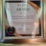 اهدای جایزه کنفرانس صنعت روابط عمومی به مدیر عامل چادرملو