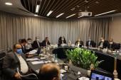 با حضور هیات مدیره و تمامی سهامداران / جلسه مجمع عمومی سالیانه شرکت سرمایه گذاری و توسعه گلگهر برگزار شد